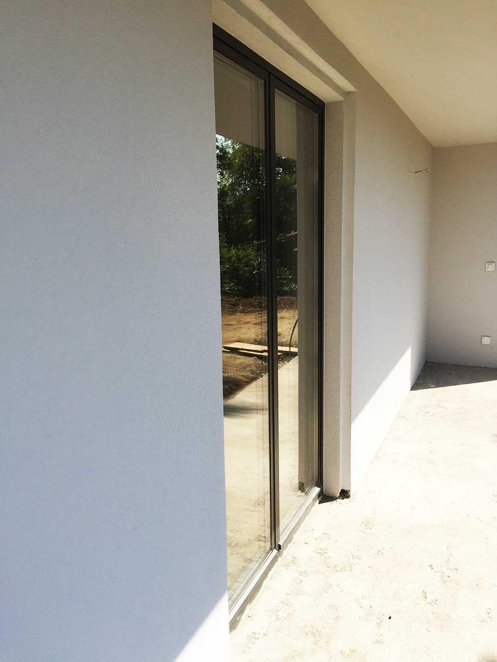 Lavori 2 serramenti finestre minimal for Finestre di artigiano